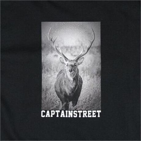 【CAPTAIN STREET】Sika L/S Tシャツ BLACK XLサイズ