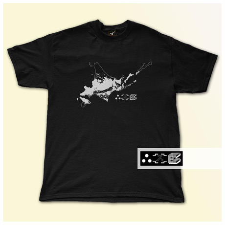 【SS/S Original】 Catacombe Tシャツ BLACK サイズXLのみ