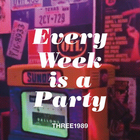"""Every Week is a Party"" アルバムCD"