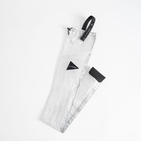 and wander / Dyneema long umbrella case