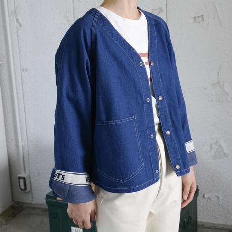 WESTOVERALLS / PAY DAY×WEST'S ENGINEER JKT