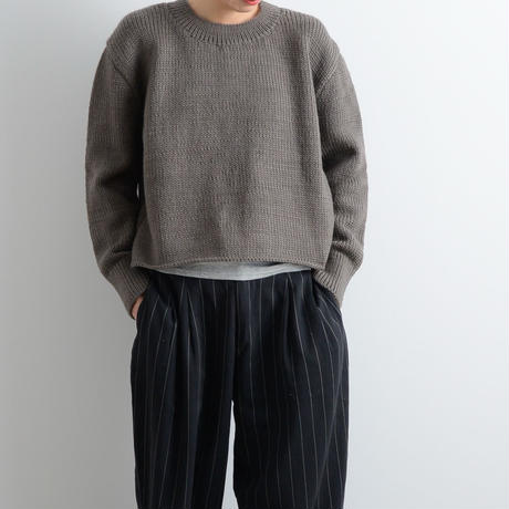 ALLEGE FEMME / Roving knit