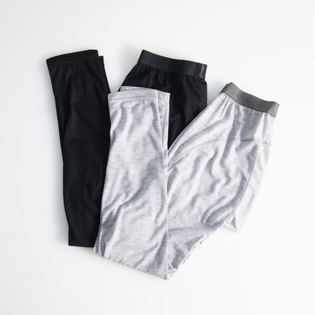 and wander / Merino base tights (Men's)
