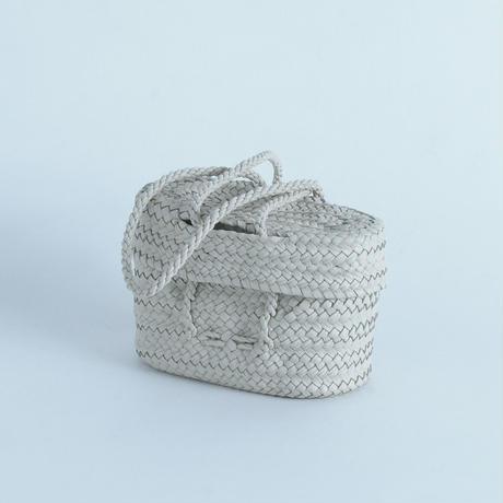 Aeta / Lidded Basket  S