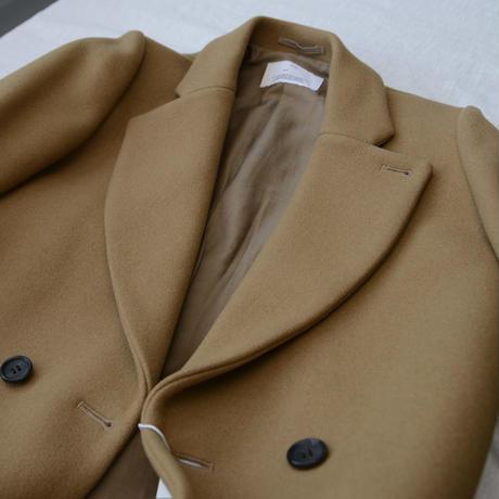 MY / MELTON DOUBLE COAT