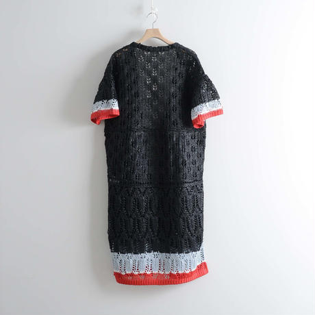COOHEM / SUMMER LACY KNIT O/P