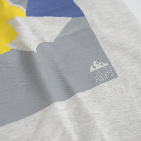 and wander / Illustrated T by HIGASHI ALPS