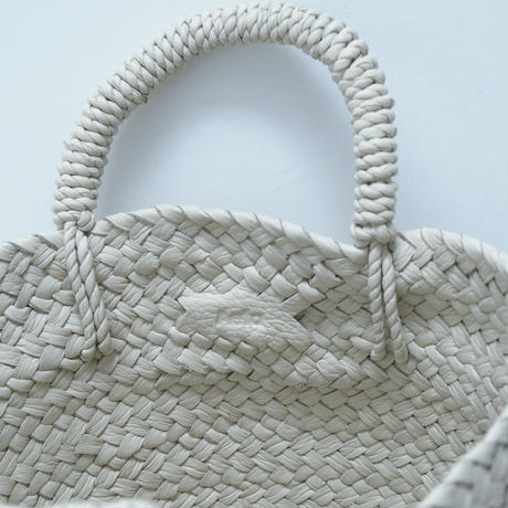 Aeta / Leather basket  S