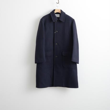 ALLEGE HOME / Melton coat