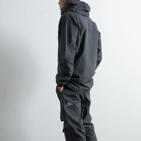and wander / 3L light rain jacket