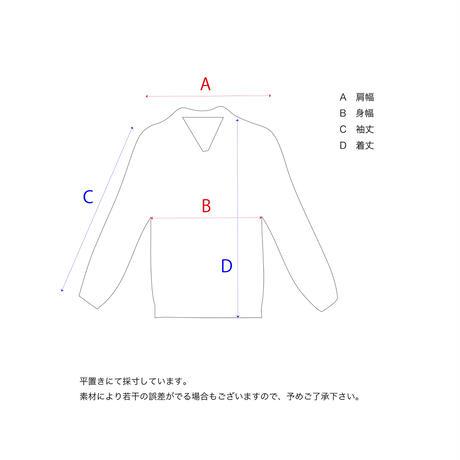 FUJITO / V Neck Sweater