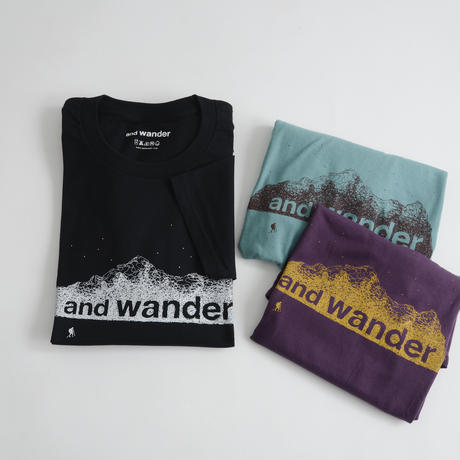 and wander / and wander T