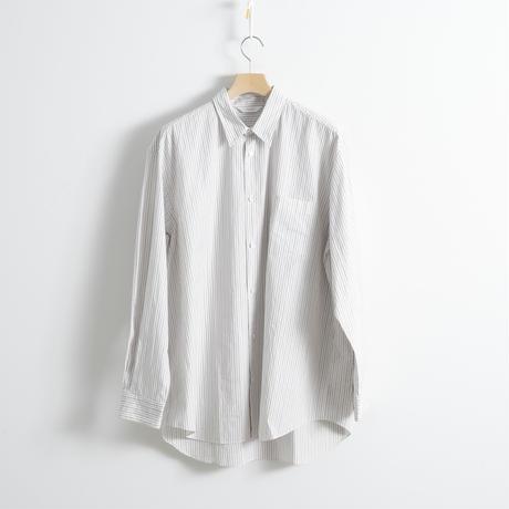 FUJITO / B/S Shirt  / Stripe