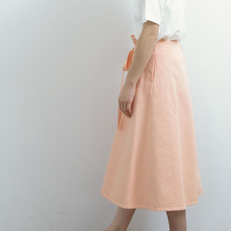 WASTOVERALLS / LOOP BELT SKIRT SEASON