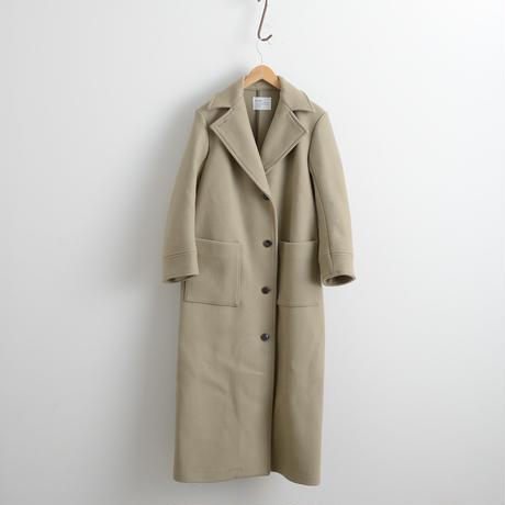 ALLEGE FEMME / Melton coat