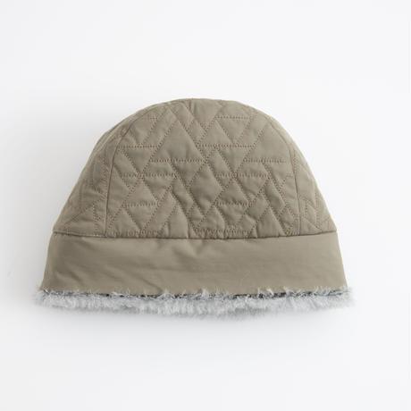 mature ha. / Hood cap quilting