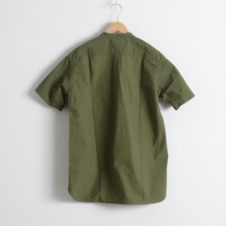 and wander / CORDURA typewriter short sleeve over shirt