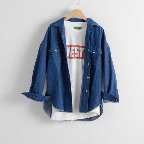 WESTOVERALLS / Denim shirts
