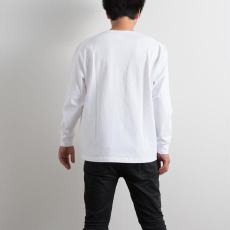 toff / Long sleeve poket T-shirt