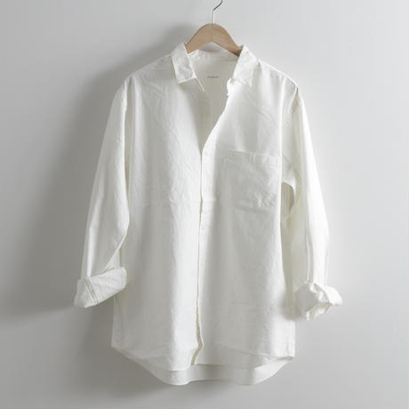 S H / REGULAR COLLAR SHIRT