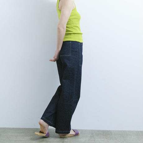 KLOKE / Interval Front Pocket Jean / Dark Indigo / XS