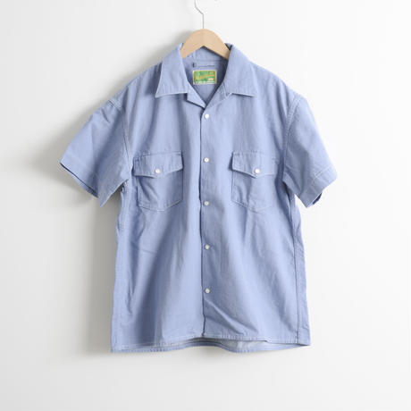 WESTOVERALLS / DENIM S/S SHIRT