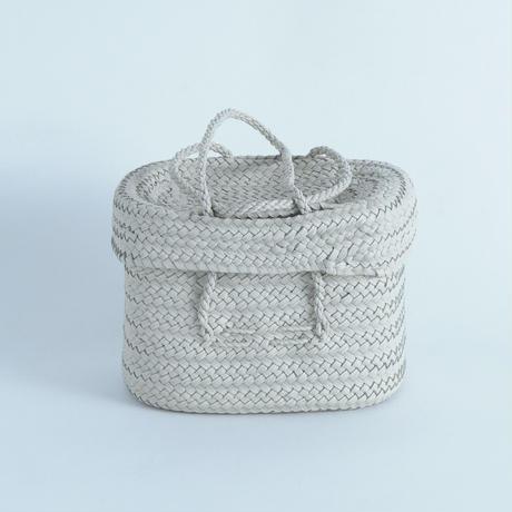 Aeta / Lidded Basket  M