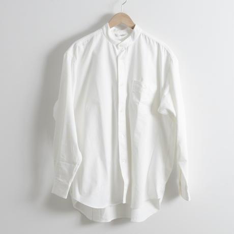 FUJITO / B/S Stand Collar Shirt