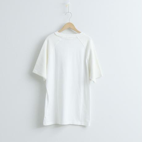 oftt / Raglan reverse T-shirt