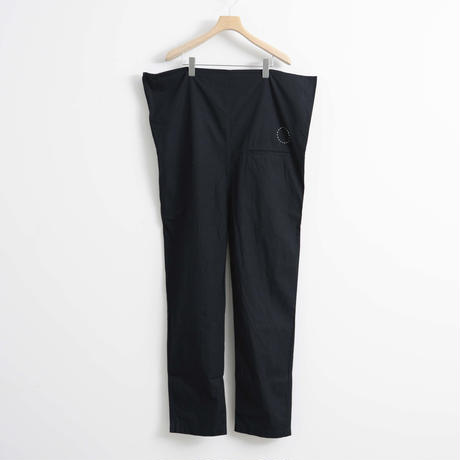 COSMIC WONDER / Beautiful organic cotton wrapped pants