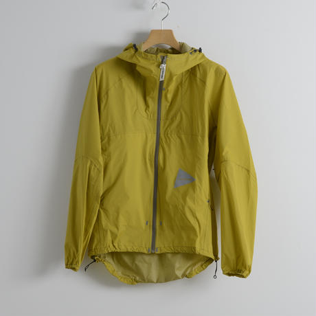 and wander / Light rain jacket
