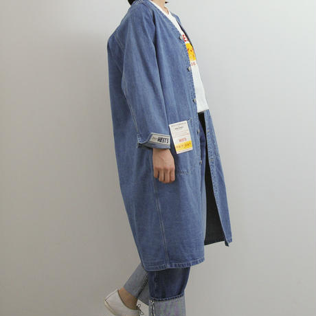 WESTOVERALLS / PAYDAY×WEST'S ENGINEERS LONG COAT