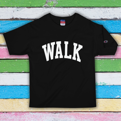 WALK Tシャツ