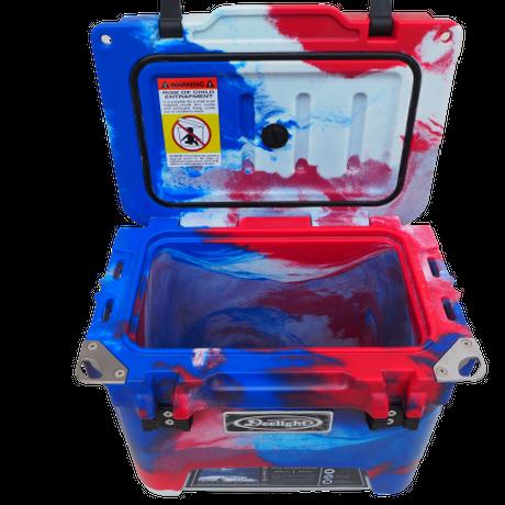 Deelight アイスランドクーラーボックス 10QT 廃版品特価50%OFF【保冷/大型/BBQ/アウトドア/ピクニック】