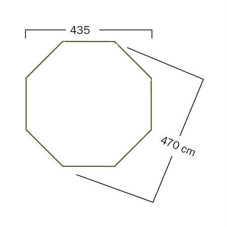 Varanger dome 8 10 フロア