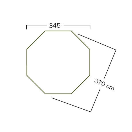 Varanger dome 4 6 フロア