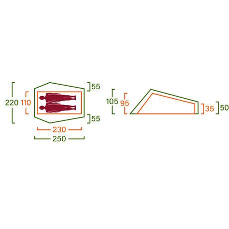 Helsport Ringstind Superight 1-2