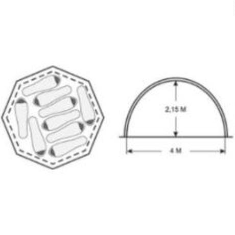 Bereg MFP 4 テント 12月発売予定