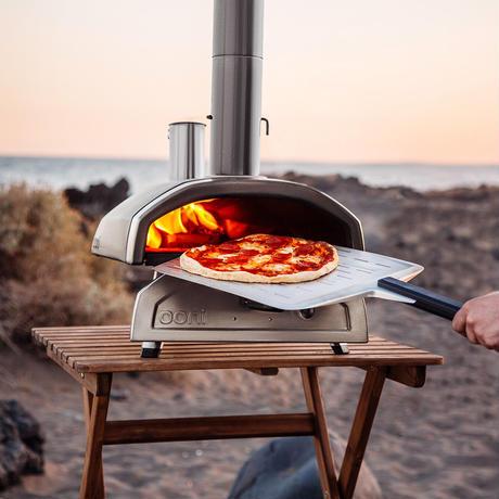 Ooni(ウニ)Fyra(ファイラ)ピザ窯/ポータブル/ピザオーブン/キャンプ/アウトドア/家庭用/ピザ/オーブン/手作りピザ/Pizza/oven/ピザ釜