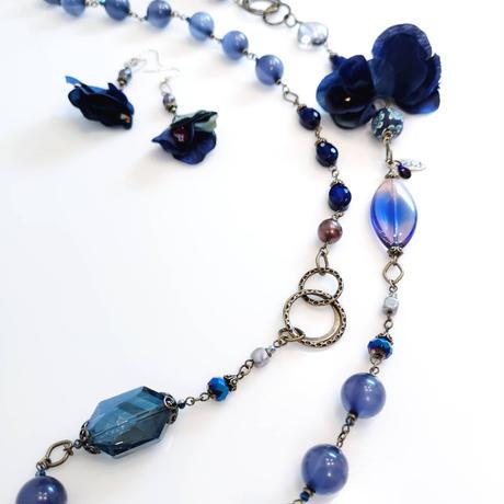 Necklace NC-94-BL
