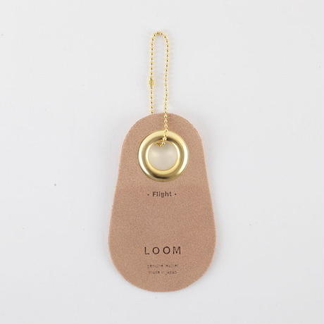 FRAGRANCE LEATHER COW TAG