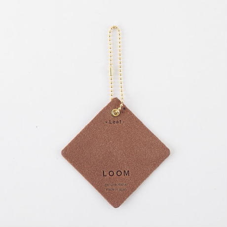FRAGRANCE LEATHER TAG