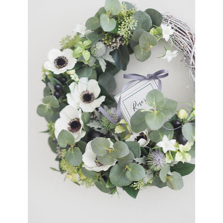 Flower Wreath (MFR0023)