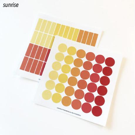 bon colors sticker