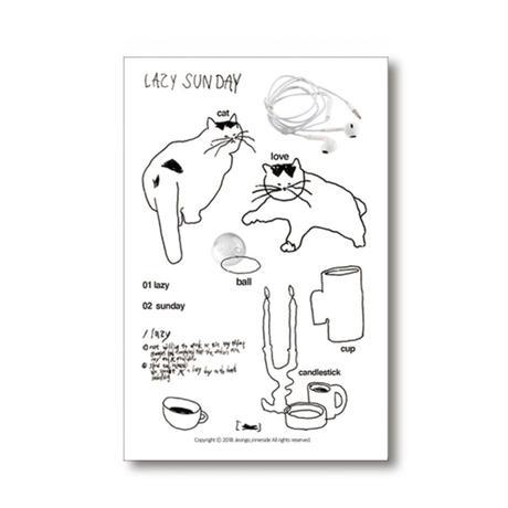 [Jeongo-innerside]drawing sticker 04