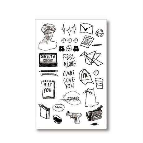 [Jeongo-innerside]drawing sticker 07