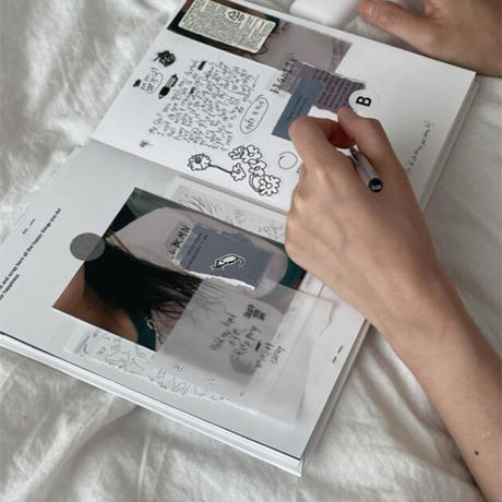 [Jeongo-innerside]Innerside scrap book