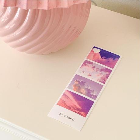 [mingkit]4cut seal sticker
