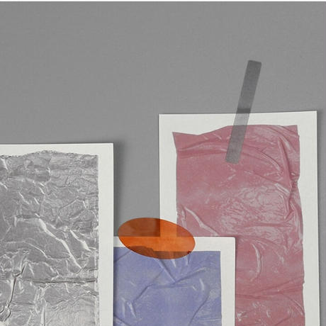 [PLAN-DE]tint sticker (gray & orange)