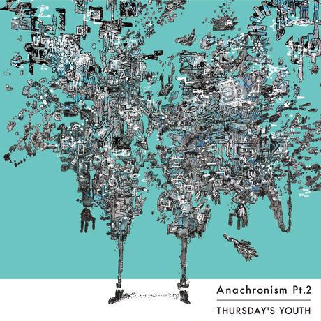 [予約] 3rd album「Anachronism Pt.2」(CD ver)